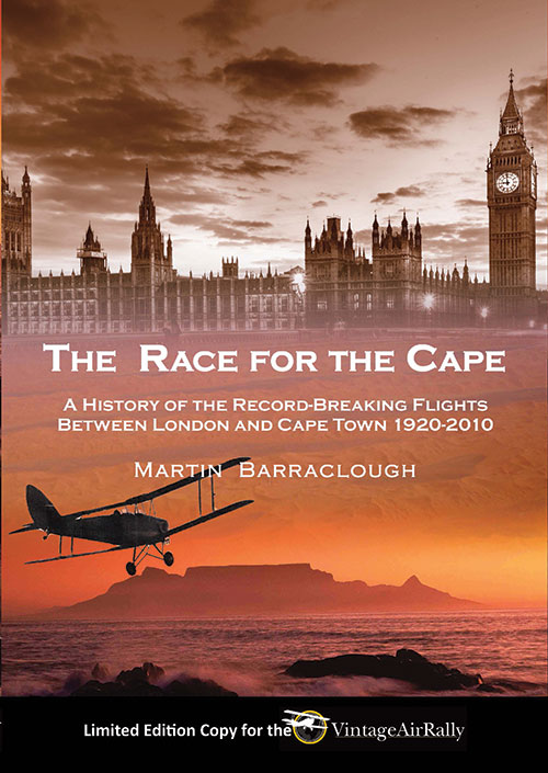 The Race for the Cape – Martin Barraclough - Flyer Books