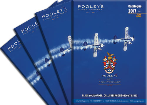 Pooleys 2017 Retail Catalogue