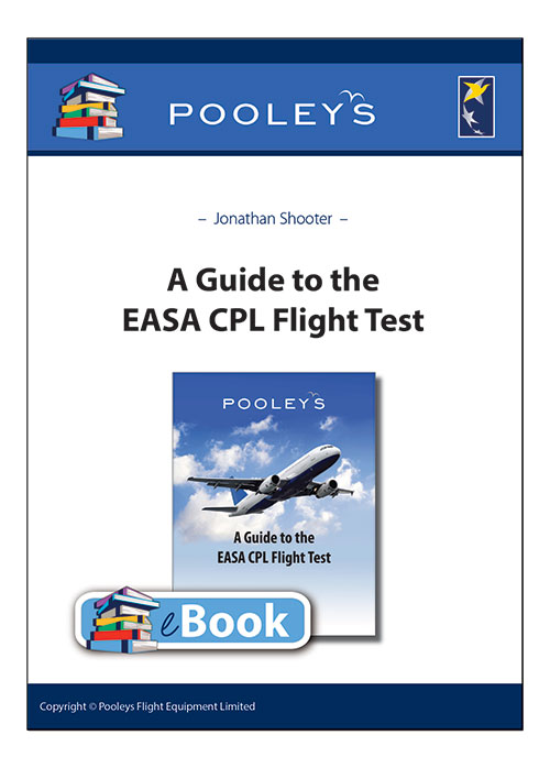 A Guide to the EASA CPL Flight Test – eBook