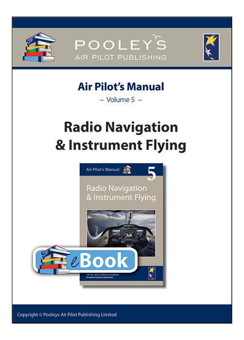 Air Pilot's Manual Volume 5 Radio Navigation & Instrument Flying – APM EASA eBook