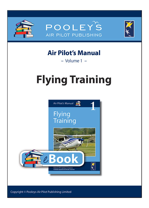Air Pilot's Manual Volume 1 Flying Training – eBook only