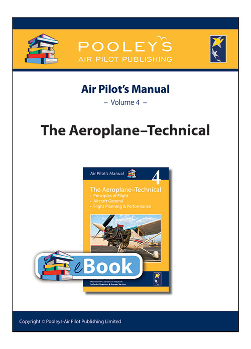 Air Pilot's Manual Volume 4 The Aeroplane Technical – APM EASA eBookImage Id:126140