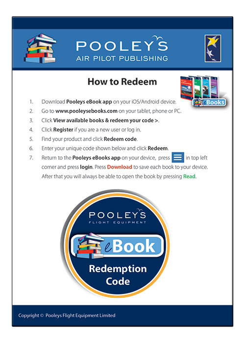Pooleys PPL Helicopter Pilot's Starter Kit with eBooksImage Id:126259