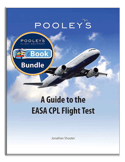 A Guide to the EASA CPL Flight Test – Book & eBook BundleImage Id:126364
