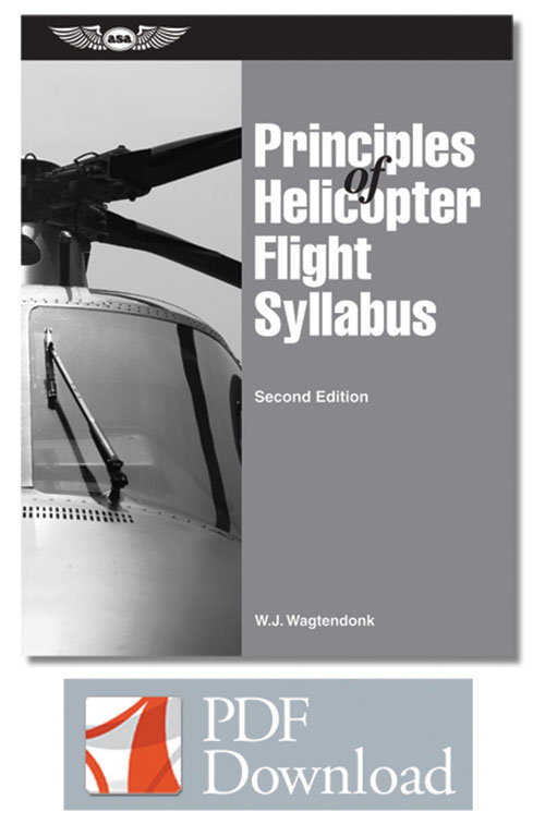 Principles of Helicopter Flight Syllabus (PDF) - ASA