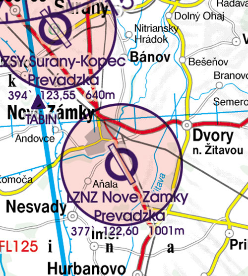 2020 Hungary VFR Chart 1:500 000 - RogersdataImage Id:126833