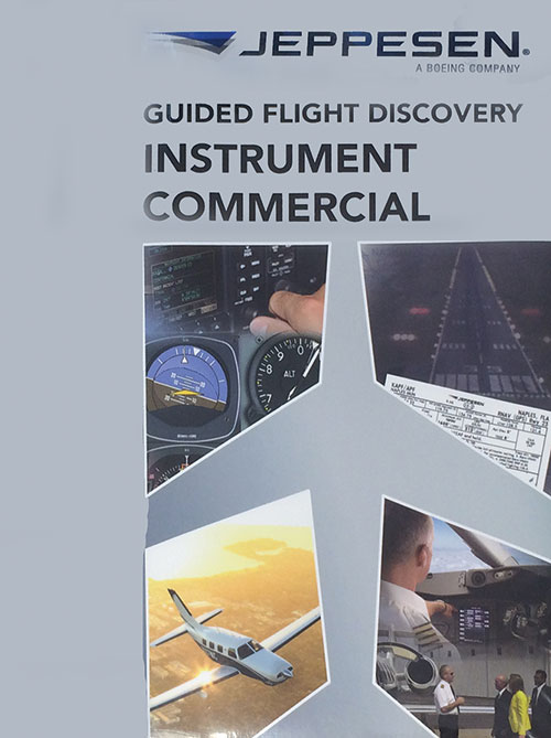 Jeppesen GFD Instrument Commercial Textbook (10001784)