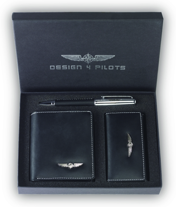 PILOT WALLET SET – Design4pilots