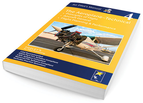 Air Pilot's Manual Volume 4 The Aeroplane Technical – APM EASA BookImage Id:128139