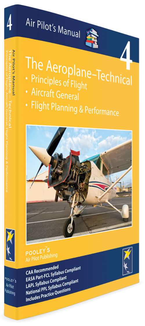 Air Pilot's Manual Volume 4 The Aeroplane Technical – APM EASA BookImage Id:128140