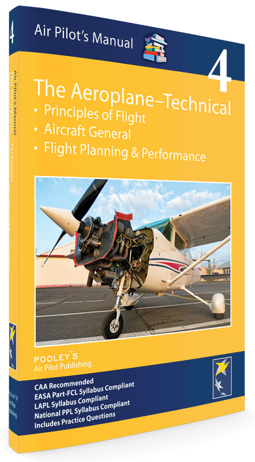 Air Pilot's Manual Volume 4 The Aeroplane Technical – APM EASA BookImage Id:128141