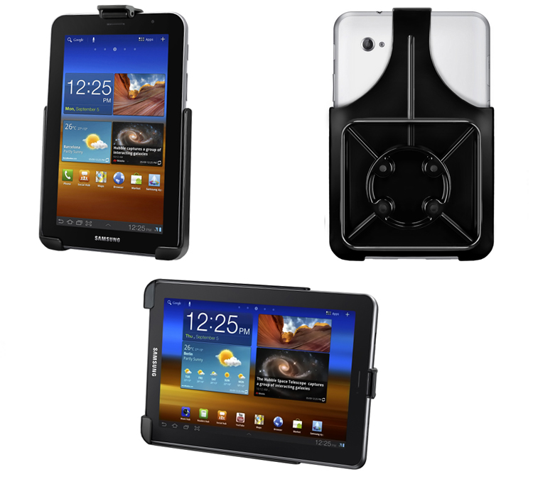 Complete Kit with Holder for Samsung Galaxy 7.0 Plus