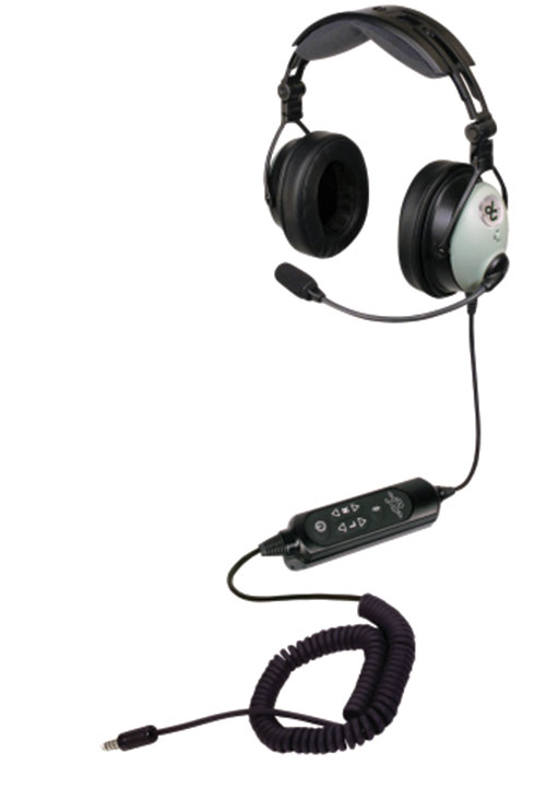 David Clark ONE-XH Helicopter Headset