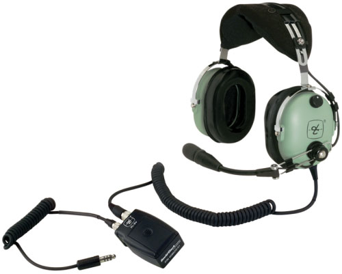 c6ae3f61d7e HDC134H David Clark H10-13H Helicopter Headset + FREE HEADSET BAG