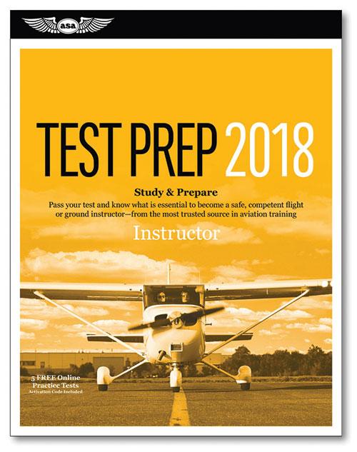 Books | FAA Training | FAA021 | ASA Test Prep 2018 Series