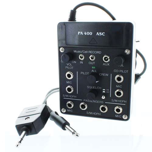 Pilot PA400-ASC 4 Place Intercom