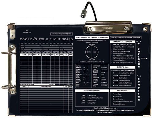 FBL-8 Flight Board with LED flexible TorchImage Id:131580