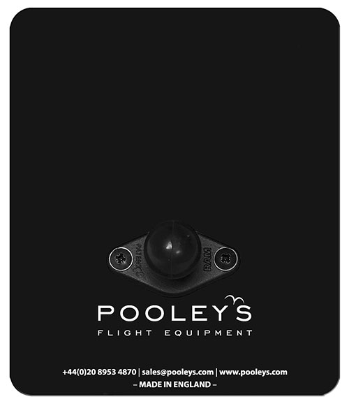 Pooleys RAM Mount Kneeboard