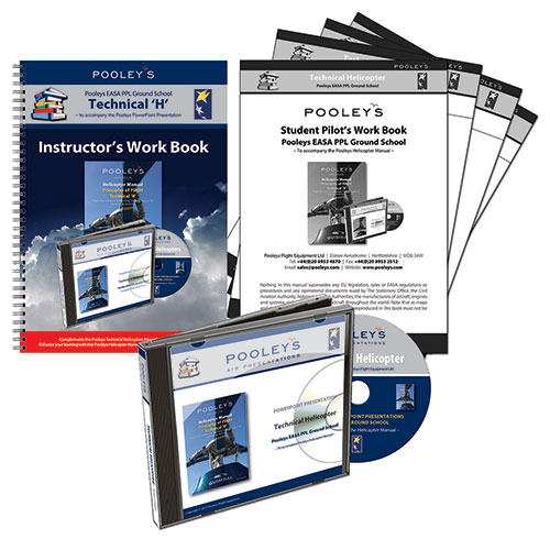 Pooleys Air Presentations – Technical 'H' PowerPoint Pack