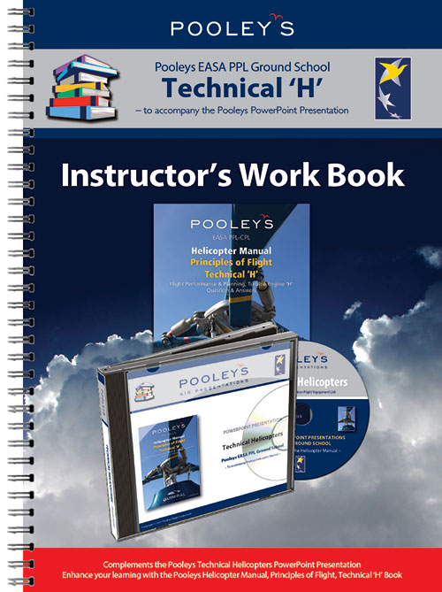 Pooleys Air Presentations – Technical 'H' Instructor's Work Book (full-colour) - Pooleys