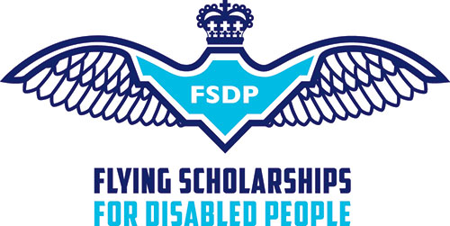 Pooleys supports Flying Scholarships for Disabled People
