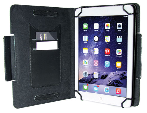 Universal full size folio C iPad holder / kneeboardImage Id:132115