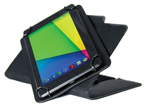 Universal full size folio C iPad holder / kneeboardImage Id:132117