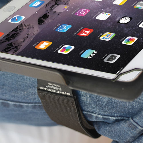 Universal full size folio C iPad holder / kneeboardImage Id:132122