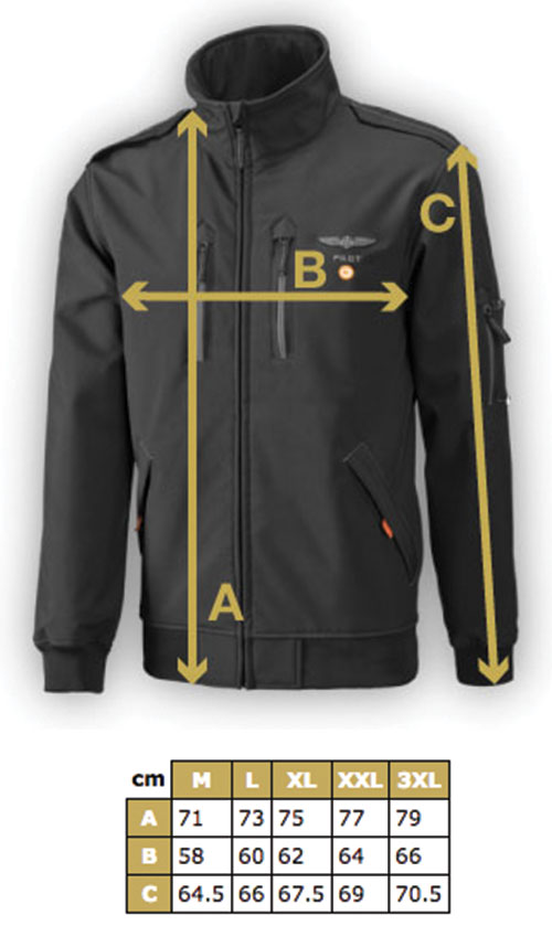 Design4Pilots - General Aviation Pilot JacketImage Id:132498