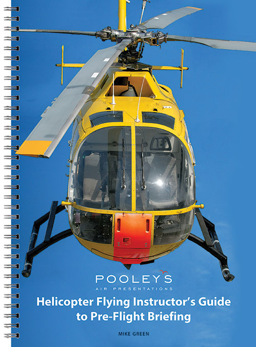 Pooleys Flying Instructor's Guide to Pre-Flight Briefing (H)