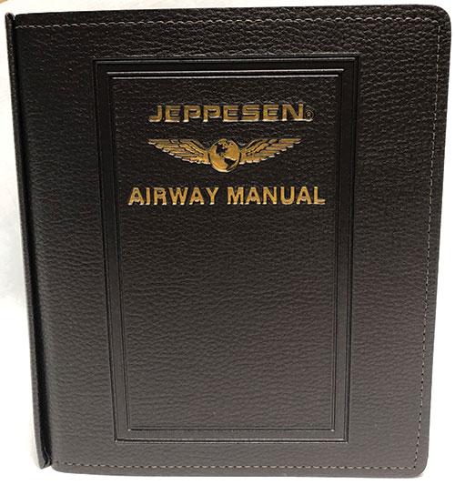 Combination CRP-5 and Jeppesen EASA-FCL General Student Pilot Route Manual GSTPRMImage Id:133437