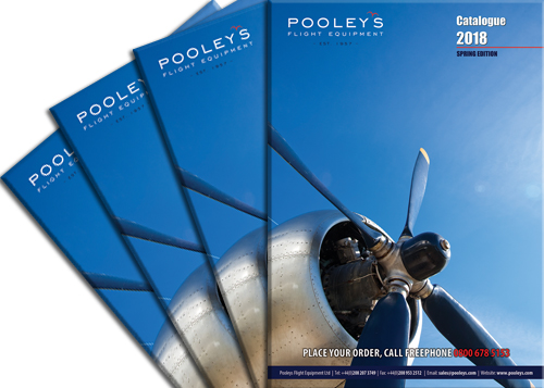 Pooleys Retail Catalogue Spring 2018