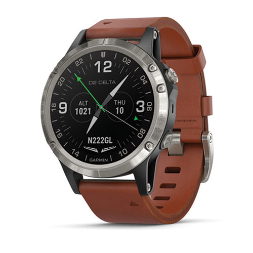Garmin D2 Delta Aviator Pilot Watch - Garmin