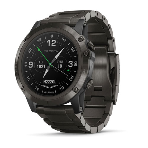 Garmin D2 Delta PX Aviator Pilot Watch - Garmin