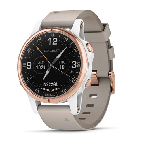 Garmin D2 Delta S Aviator Pilot Watch  - Garmin
