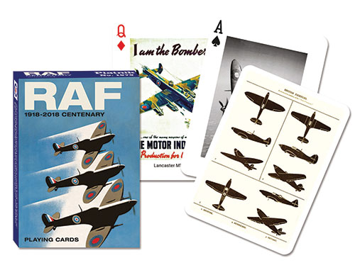 RAF 1918-2018 Centenary Playing Cards