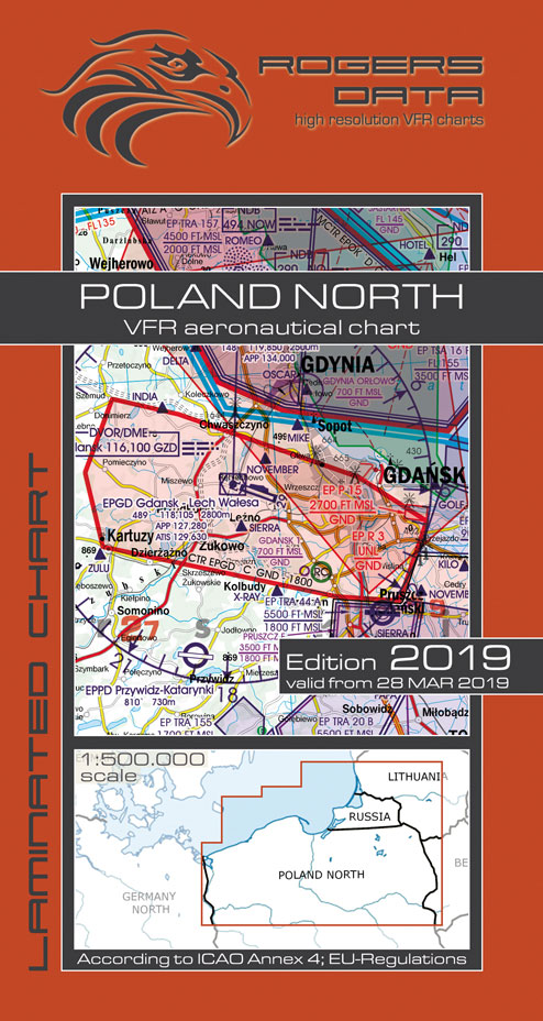 Charts | Poland | Pooleys Flying and Navigational Products and