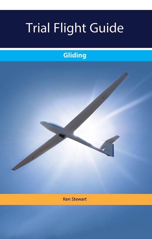 Trial Flight Guide Gliding - Pooleys  - Pooleys