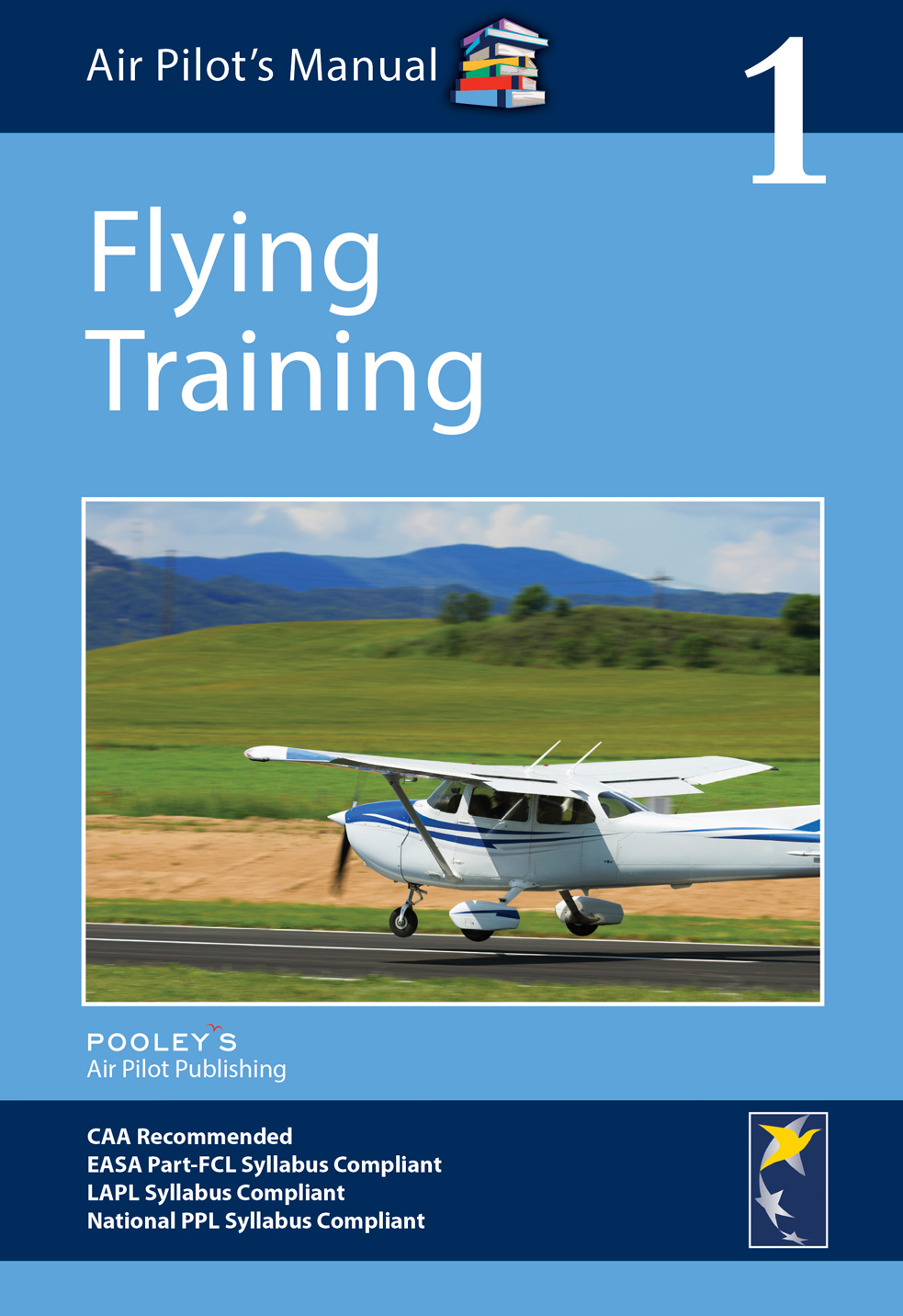 Books | Air Pilot's Manuals - Thom | Pooleys Flying and Navigational