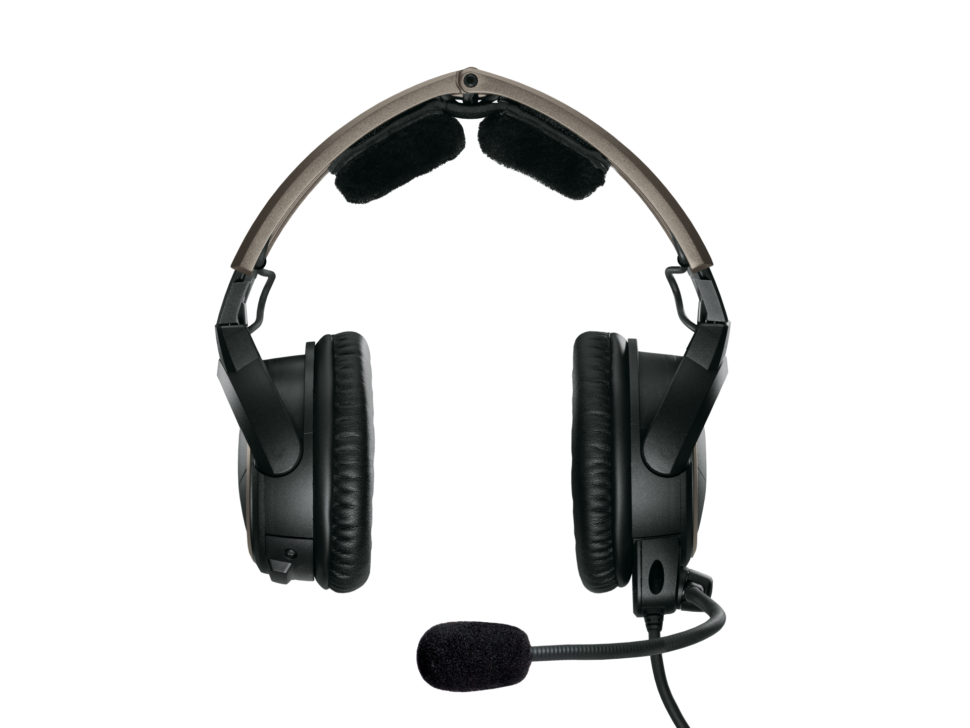 Bose A20 Headset with 6-pin LEMO Plug, Bluetooth, Straight Cable, Flex, Hi Imp. (324843-3040)Image Id:144820