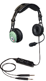 David Clark PRO-X2 Headset, Dual Plug with Bluetooth