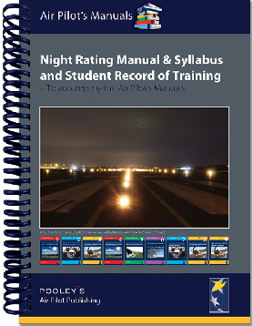 Pooleys Night Rating Manual & Syllabus