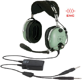 David Clark H10-13X ANR Headset + FREE Headset Bag