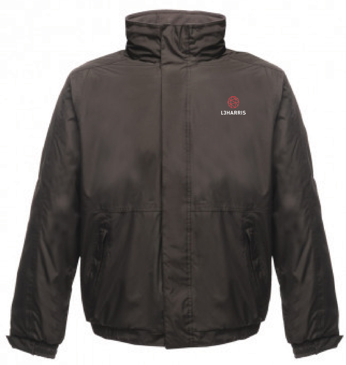 L3 Harris Mens Cadet Regatta Dover Waterproof Insulated Jacket