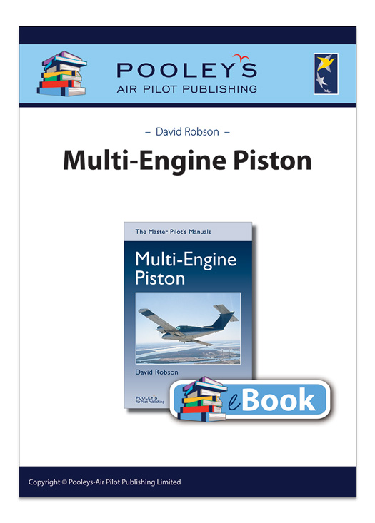 Multi-Engine Piston, Robson – eBook