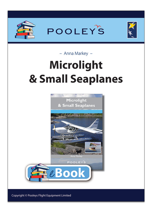 Microlight & Small Seaplanes, Anna Markey - eBook