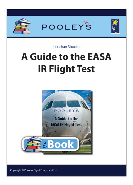 A Guide to the EASA IR Flight Test, Jonathan Shooter - eBook