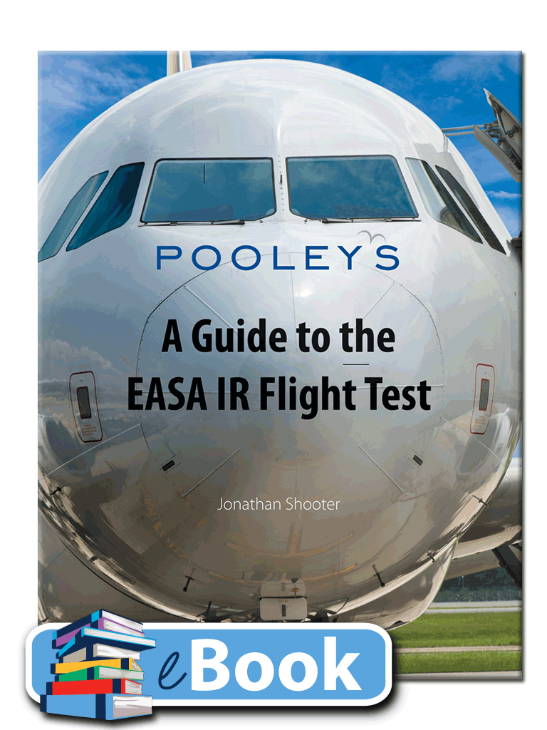A Guide to the EASA IR Flight Test, Jonathan Shooter - eBookImage Id:149811