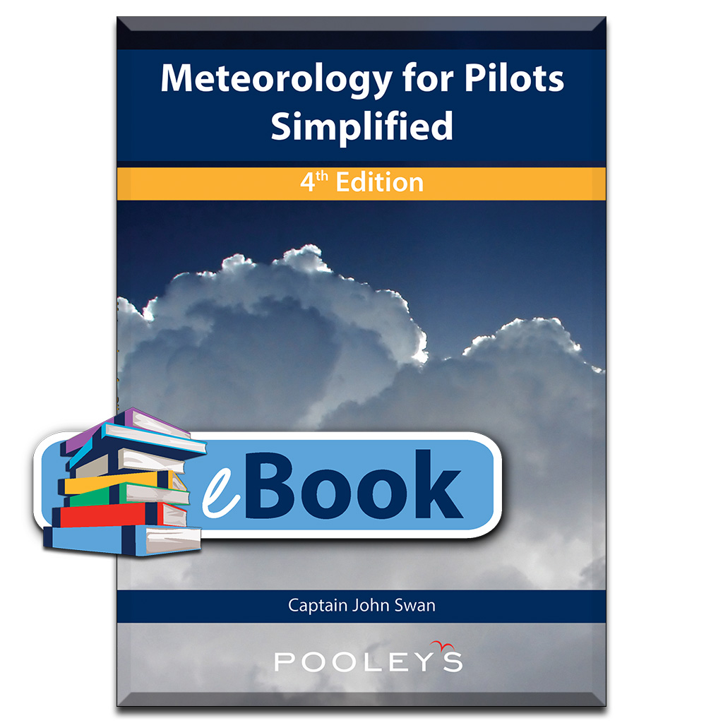 Meteorology for Pilots Simplified, 4th Edition - John Swan eBookImage Id:149930