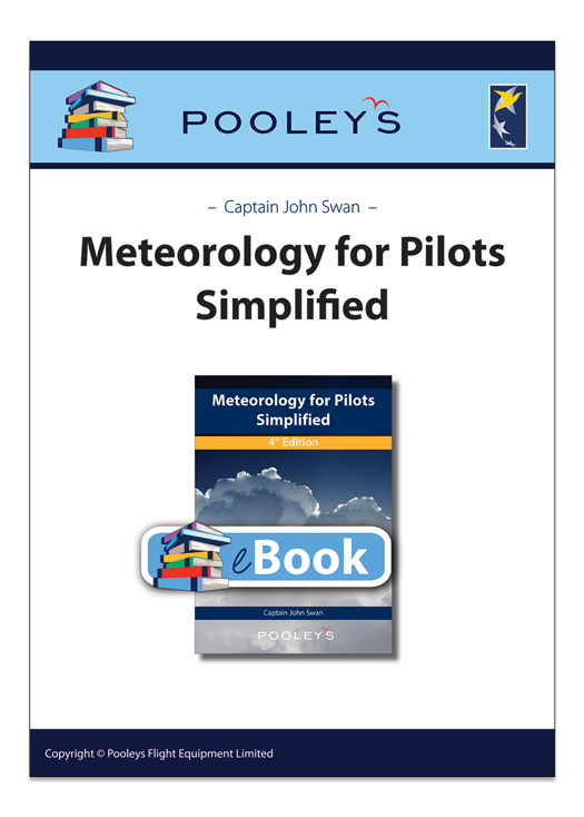 Meteorology for Pilots Simplified, 4th Edition - John Swan eBookImage Id:149952